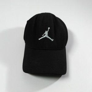 Jordan Unisex Black Ball Cap Sports Hat